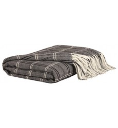 Ashley - Luis A1000295 Throw (3/CS) - Black/Beige (A1000295)