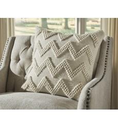Ashley - Amie A1000808 Pillow (4/CS) - Cream (A1000808)