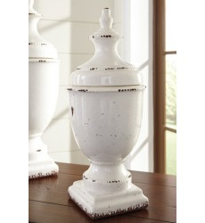 Ashley - Devorit Jar - Antique White ( A2000274 )