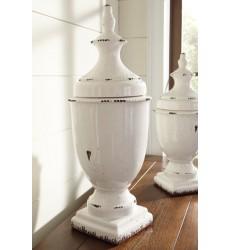 Ashley - Devorit A2000275 Jar - Antique White (A2000275)