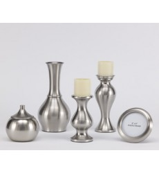 Ashley - Rishona A2C00088 Accessory Set (5/CN) - Brushed Silver Finish (A2C00088)