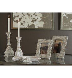 Ashley - Dilys A2C00128 Accessory Set (5/CN) - Antique White (A2C00128)