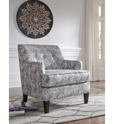 Ashley - Adril A3000055 Accent Chair - Mint (A3000055)