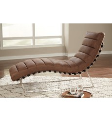 Ashley - Elestra A3000099 Accent Chair - Brown (A3000099)