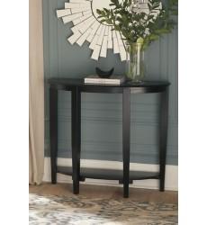 Ashley - Altonwood A4000122 Console Sofa Table - Black (A4000122)