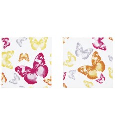 Ashley - Axel A8000102 Wall Art Set (2/CN) - Multi (A8000102)