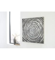 Ashley - Adda A8000219 Wall Art - Silver/Gray (A8000219)
