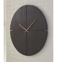 Ashley - Pabla  A8010185 Wall Clock - Black(A8010185)