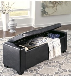 Ashley - Benches Upholstered Storage Bench - Multi ( B010-209 )