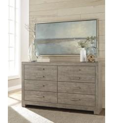 Ashley - Culverbach B070 Dresser - Gray (B070-31)