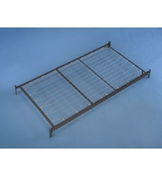 Ashley - Frames and Rails Twin Metal Day Bed Foundation - Multi ( B100-81 )