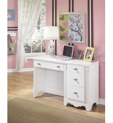 Ashley - Exquisite B188Y Bedroom Desk - White (B188-22)