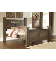 Ashley - Allymore B216 King Poster Footboard - Brown (B216-84)