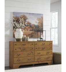 Ashley - Bittersweet Dresser - Light Brown ( B219-31 )