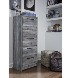 Ashley - Baystorm B221 Narrow Chest - Gray (B221-11)
