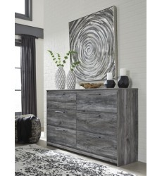 Ashley - Baystorm Dresser - Gray ( B221-31 )