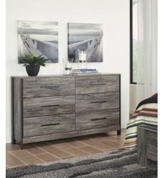 Ashley - Cazenfeld B227 Dresser - Black/Gray (B227-31)