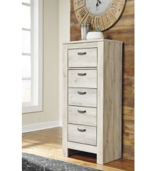 Ashley - Bellaby B331 Narrow Chest - Whitewash (B331-11)