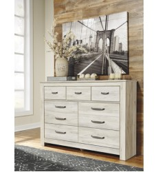Ashley - Bellaby Dresser - Whitewash ( B331-31 )