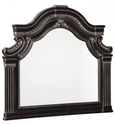 Ashley - Banalski B342 Bedroom Mirror - Dark Brown (B342-36)