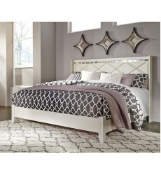 Ashley - Dreamur B351 Twin/Full/Queen/King Bed - Champagne