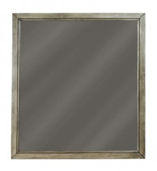 Ashley - Arnett B552 Bedroom Mirror - Gray (B552-36)