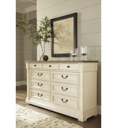 Ashley - Bolanburg Dresser - Antique White ( B647-131 )