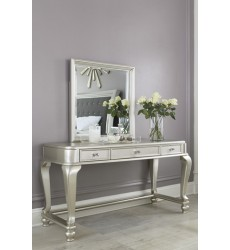 Ashley - Coralayne B650 Vanity Mirror - Silver (B650-25)