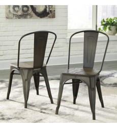 Ashley - Beccatowne D270 Dining Room Side Chair (2/CN) - Multi (D270-901)
