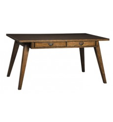 Ashley - Centiar Rectangular Dining Room Table - Two-tone Brown ( D372-25 )