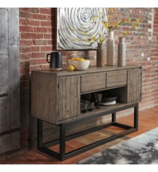 Ashley - Cazentine D579 Dining Room Server - Grayish Brown (D579-80)