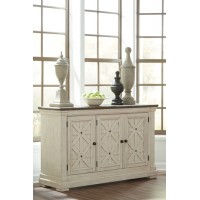 Ashley - Bolanburg D647 Dining Room Server - Antique White (D647-60)