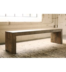 Ashley - Sommerford D775 Large Dining Room Bench - Brown (D775-09)