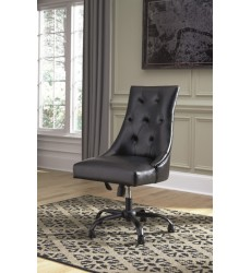 Ashley - Office Chair Program H200 Home Office Swivel Desk Chair - Brown (H200-03)