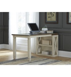Ashley - Bolanburg H647 Bookcase Desk Return - Two-tone (H647-14)