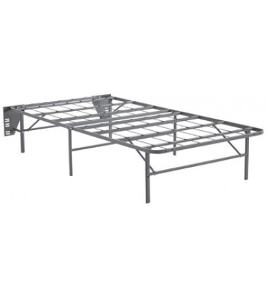 Ashley - Better than a Boxspring M91X Twin Foundation - Gray (M91X12)