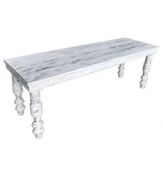 Ashley - Dannerville Accent Bench - Antique White ( A3000159 )