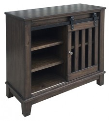 Ashley - Brookport A4000130 Accent Cabinet - Brown (A4000130)