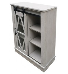 Ashley - Bronfield A4000133 Accent Cabinet - White (A4000133)