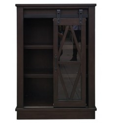 Ashley - Bronfield A4000135 Accent Cabinet - Brown (A4000135)