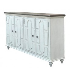 Ashley - Roranville A4000268 Accent Cabinet - Antique White (A4000268)