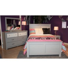 Ashley - Arcella B176 Dresser - Gray (B176-21)