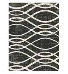 Ashley - Avi R402022 Medium Rug - Gray/White (R402022)