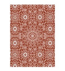 Ashley - Cosada R404031 Large Rug - Red (R404031)