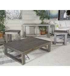 Ashley - Cariton T471 Sofa Table - Gray (T471-4)