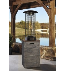 Ashley - Hatchlands P015 Patio Heater - Multi (P015-900)