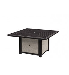 Ashley - Town Court P436 Square Fire Pit Table - Brown (P436-772)