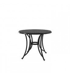 Ashley - Burnella Round Bar Table - Brown ( P456-613 )