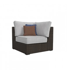 Ashley - Alta Grande P782 Corner with Cushion (1/CN) - Beige/Brown (P782-877)