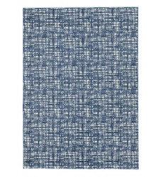 Ashley - Norris R400811 Large Rug - Blue/White (R400811)